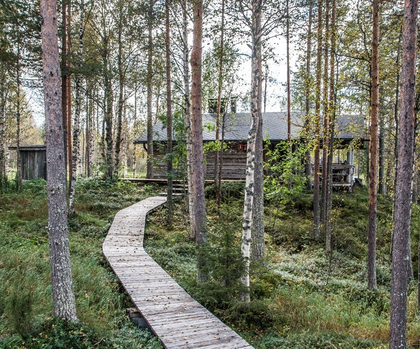 Finland's Sauna Tour Is the Relaxation VacationofOur Dreams