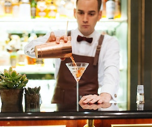 This Paris Bar Is Mixing the Most Creative Cocktails in Europe