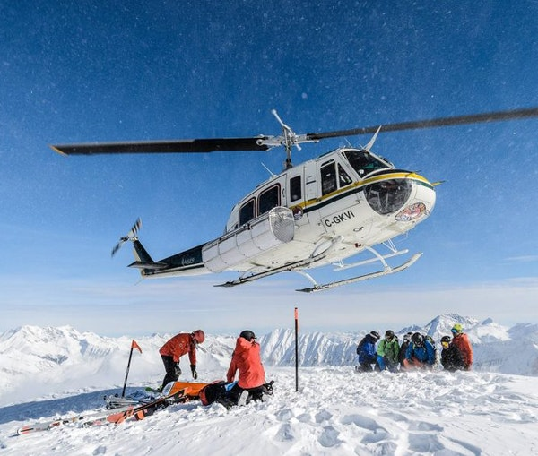 How One Cool Company Is Leading the Democratization of Heli-Skiing
