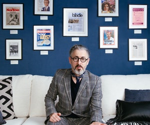 Inside the Alan Cumming–Curated Hotel Suite Honoring Gay Rights