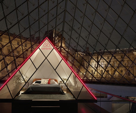 Airbnb Wants You to Have the Sleepover of Your Life—at the Louvre Paris