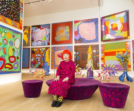 Iconic Artist Yayoi Kusama Comes Full Circle Seattle
