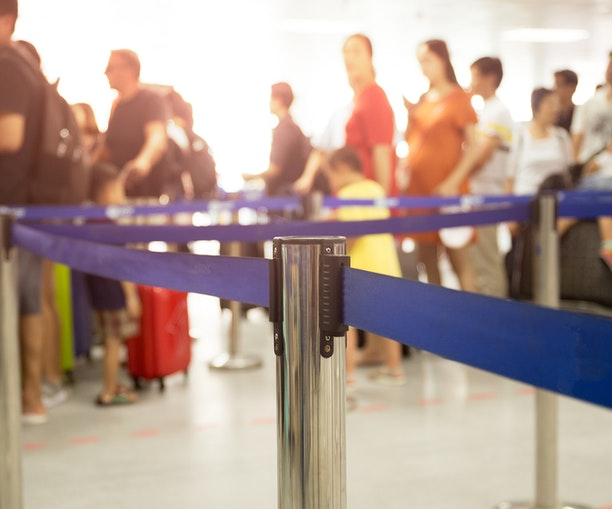 How to Get Through Airport Security Quickly