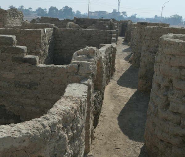 Ancient Lost City Is Most Important Archeological Find Since King Tut's Tomb, Egyptologists Say