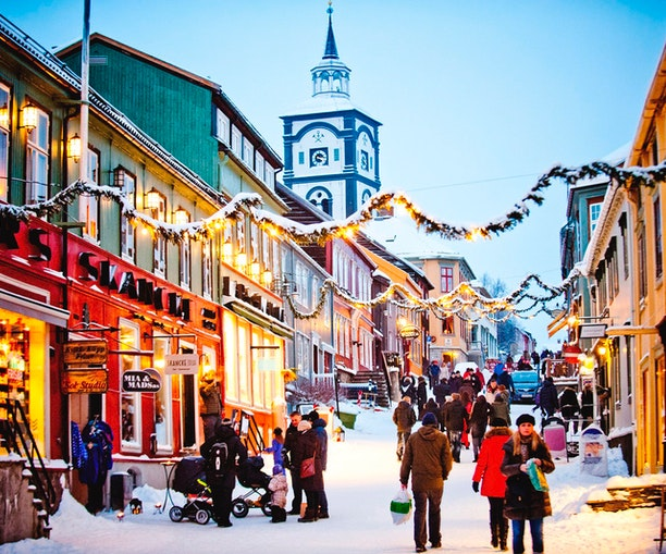 Holiday Traditions Around the World That Might Surprise You