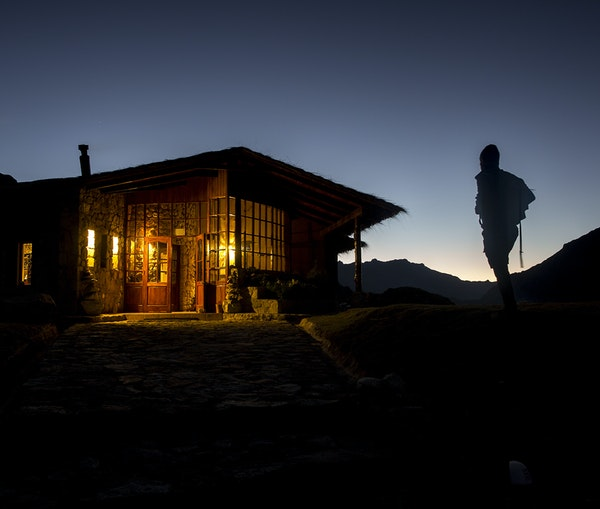 "The World's Most Luxurious ""Hut-to-Hut"" Hikes"