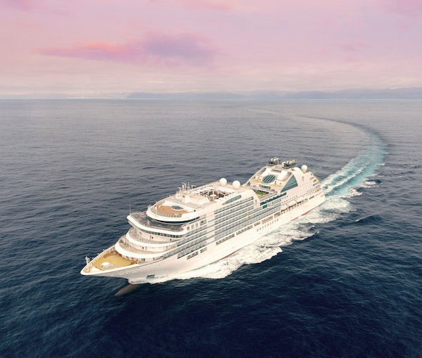 A First Look at Seabourn Ovation, Seabourn's Newest Ship