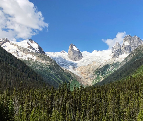 Why Canada's Pristine Wilderness Is Best Seen on a Heli-Hike