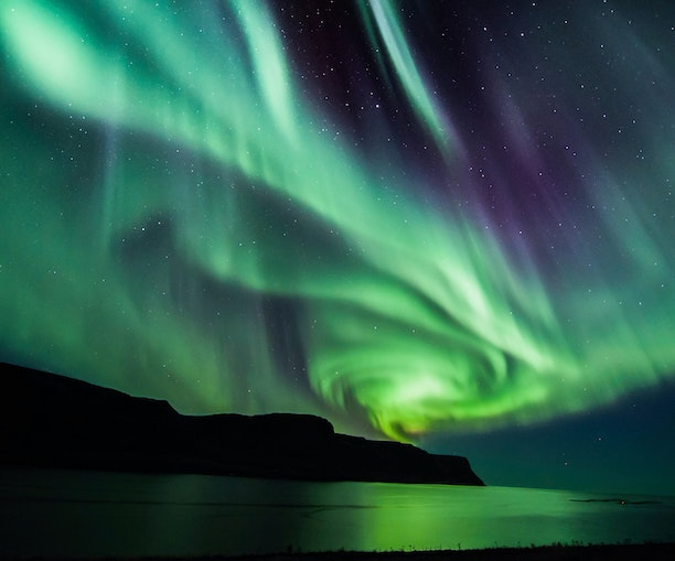 You Could See the Northern Lights in the Continental United States Tonight