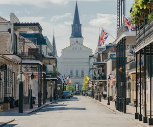 Time Travel Through Old New Orleans During Its Spectacular Tricentennial Celebration