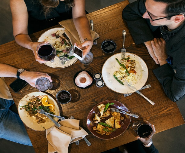 How to Avoid the Dreaded Table for 1 on Your Next Solo Trip
