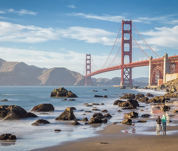 The Most Scenic Spots on San Francisco's New 17-Mile Crosstown Trail