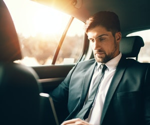Uber Black Just Relaunched With the Option to Request a Silent Ride