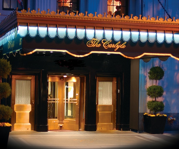 The Legendary Carlyle Hotel Gets Its Moment in the Spotlight