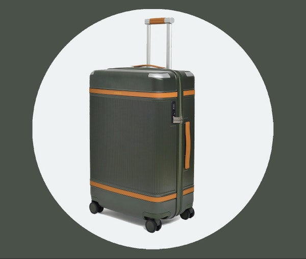 Paravel Just Launched Its First Checked Luggage Line