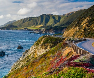 Highway 1 Is Now Open Again on California's Big Sur Coast