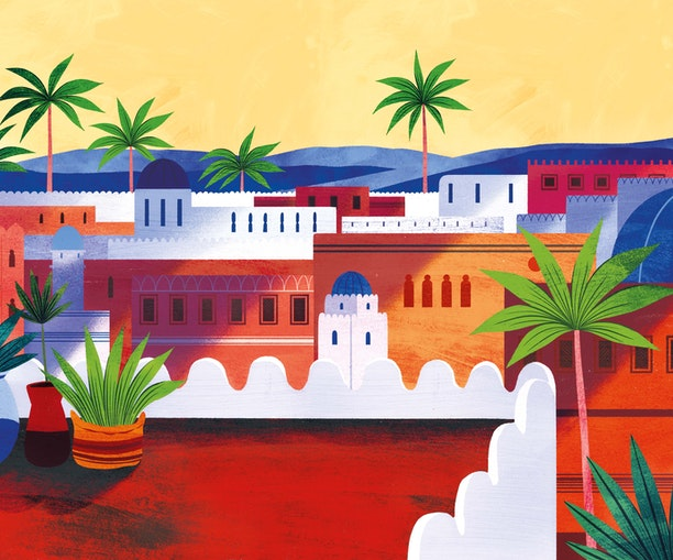 "The Moroccan City Henri Matisse Called a ""Painter's Paradise"""