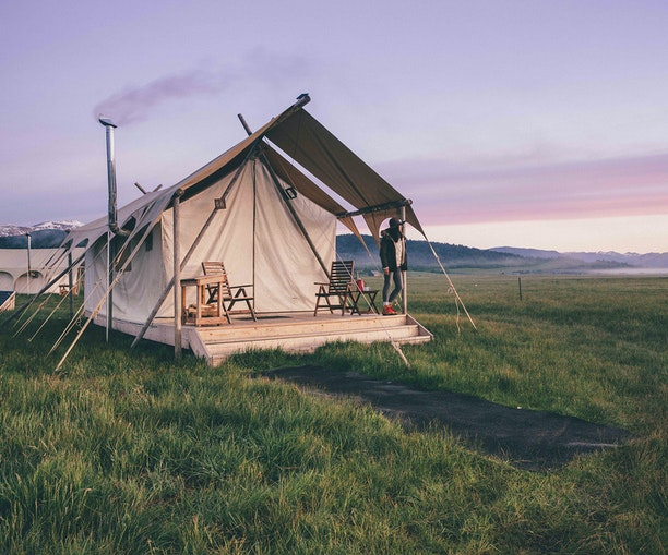 A National Park Lover's Guide to Glamping