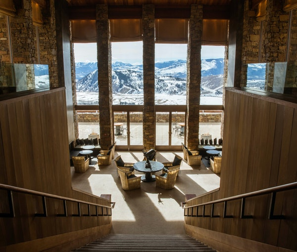 What It's Like to Experience Total Luxury in One of the Wildest Places in the United States