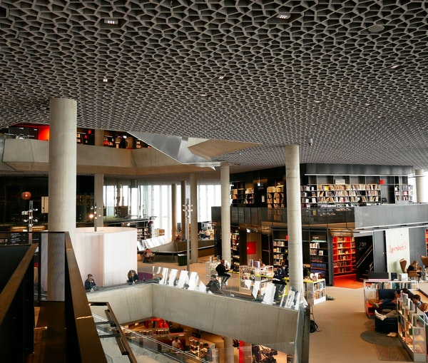 The Top 5 New International Libraries Are Definitely Worth a Detour