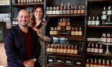 See How This Husband-and-Wife Team Make Seasonal, Small-Batch Spirits from Local Wines