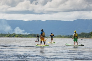 Yes, It's Possible to Explore the Amazon on a Stand-Up Paddle Board