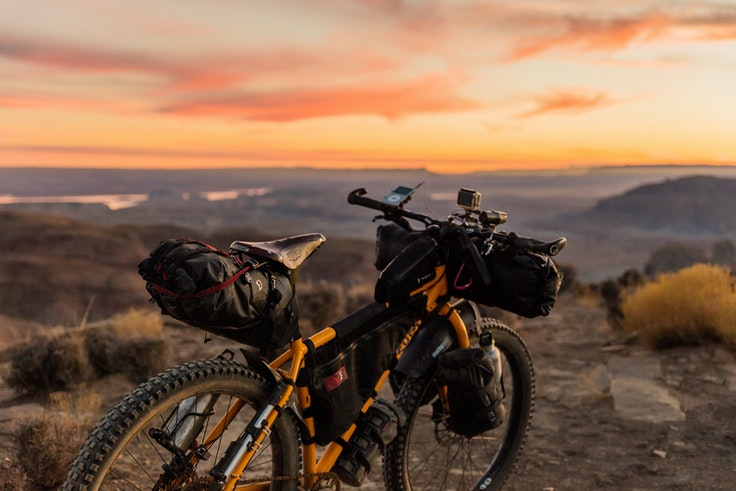Get ready to enjoy thrilling trails and inspirational overlooks.