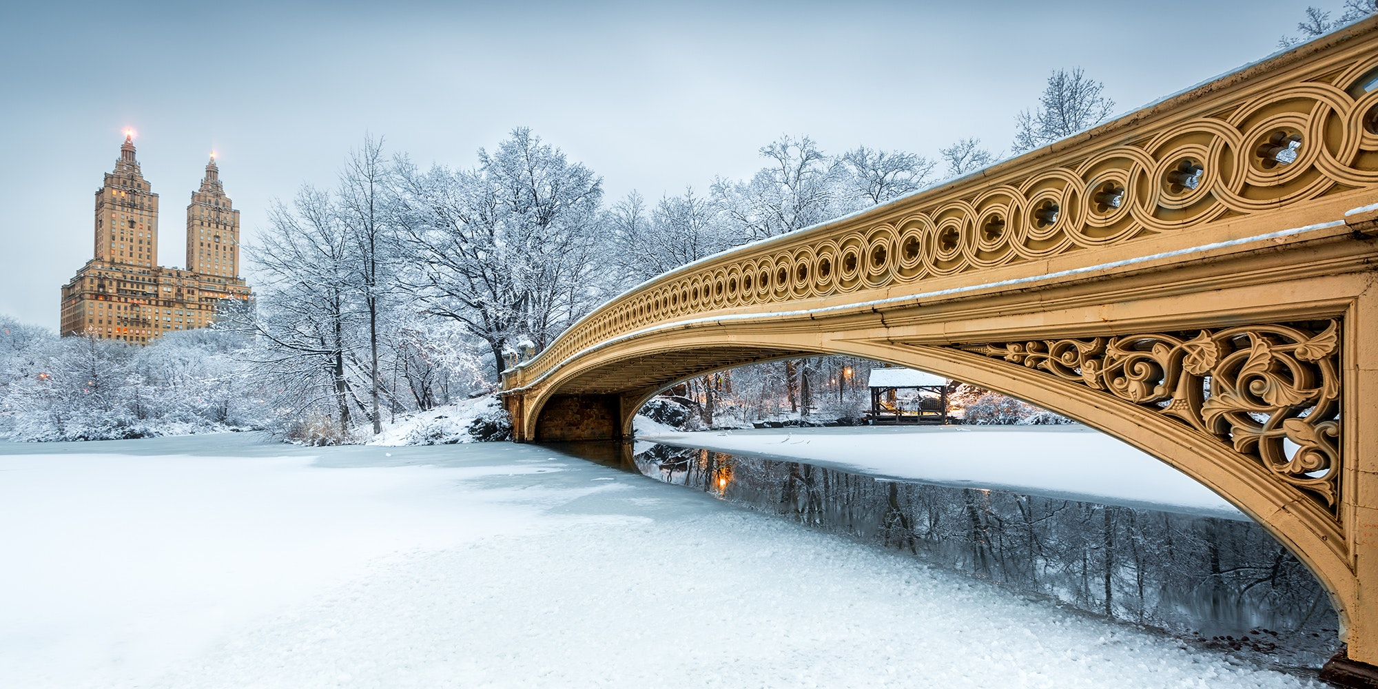 Why You Should Go to New York City This Winter