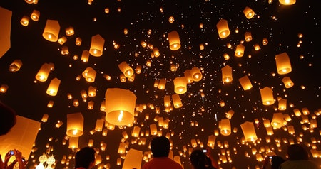 6 Lantern Festivals That'll Brighten Your Life