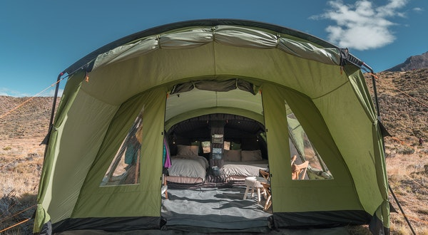 Outpost Luxury Pop-Up Camps in Chile Will Take You Way, Way off the Grid