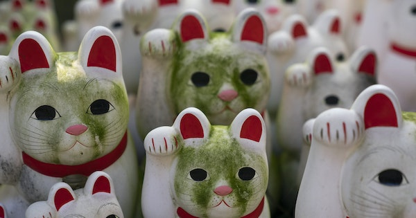 Inside Gotokuji: The Buddhist Temple Devoted to Cats in Tokyo