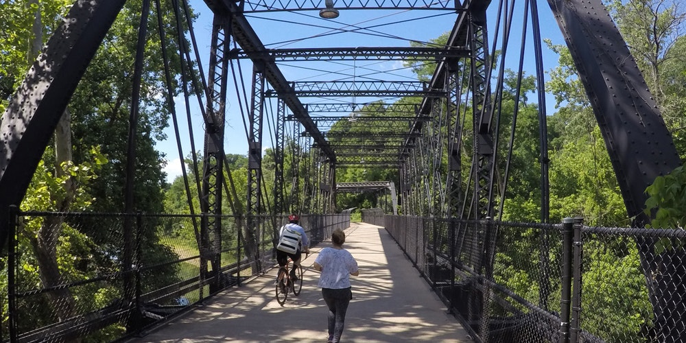 Great American Rail-Trail: A Coast-to-Coast Bike Path Is Coming to the United States