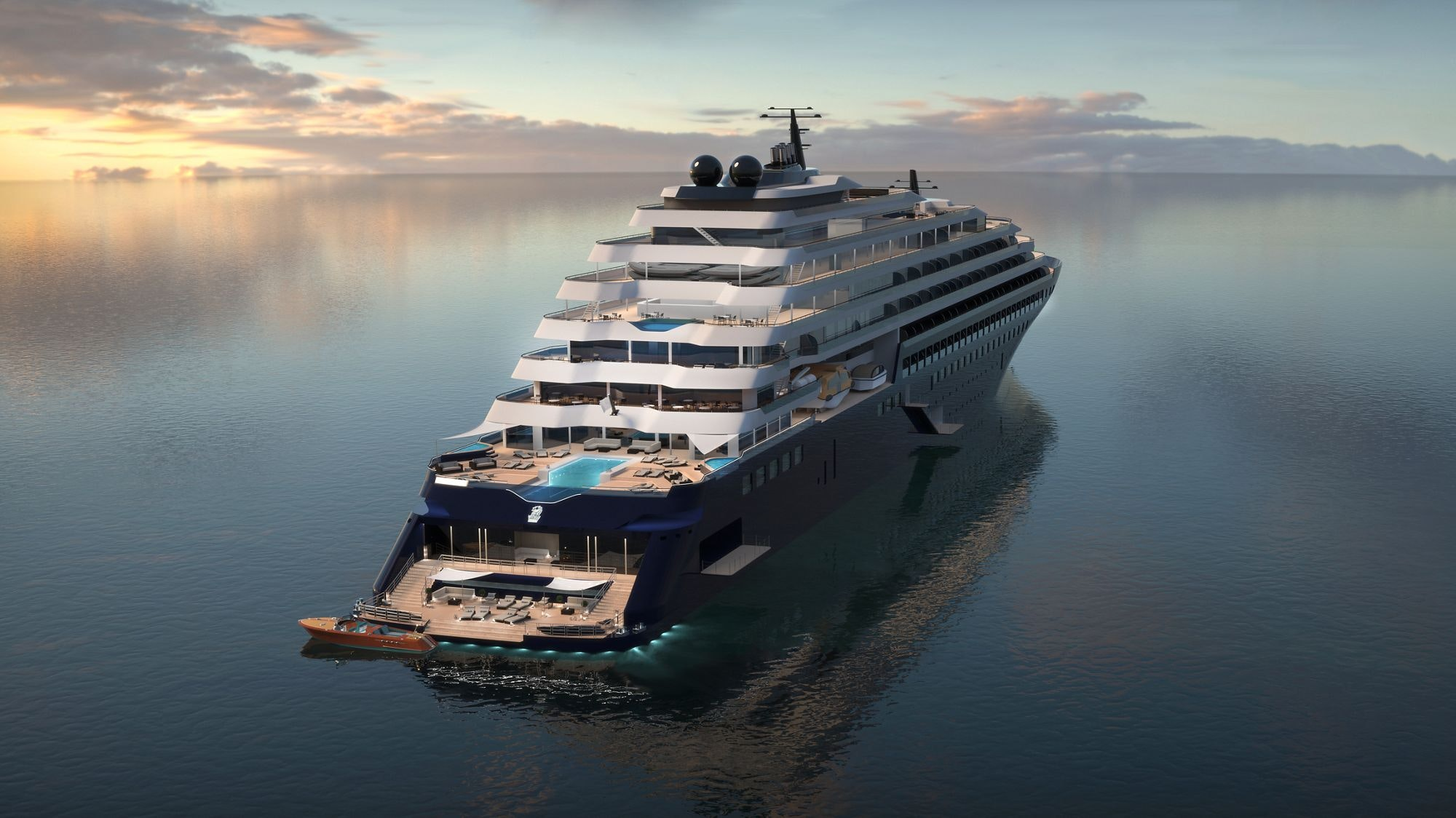 Ritz-Carlton Heads to Sea With Luxury Yachts and Slow Itineraries