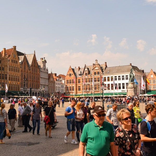Bruges Is the Latest European City to Crack Down on Overtourism