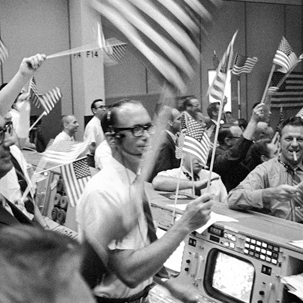 Launch Codes and Coffee Cups: Houston's Mission Control Restored 50 Years After Apollo 11