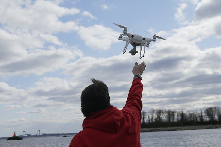 Drone sightings reported by airline pilots near Newark Airport in New Jersey this week renew questions about how to accommodate the devices in U.S. air space.