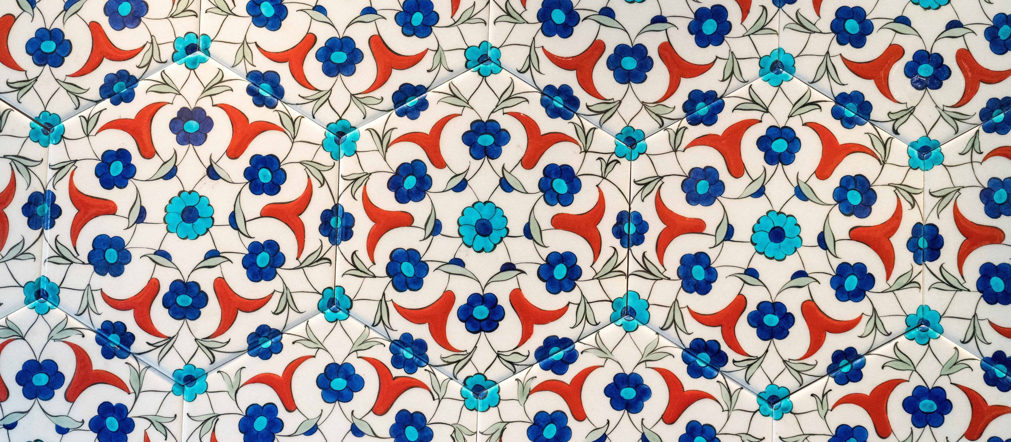 The Story Of Turkey S Iznik Tiles And Where To Find Them