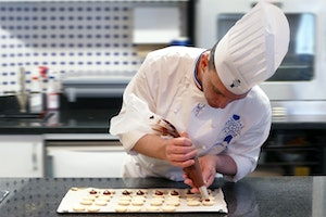 Sweet Talk with Le Cordon Bleu's Pastry Chef Nicolas Jordan
