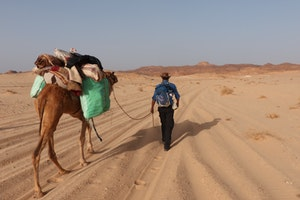 What One Man Learned Walking 1,000 Miles Across the Middle East