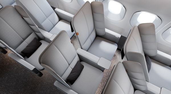 A New Airplane Seat Design Promises to Make Coach More Comfortable