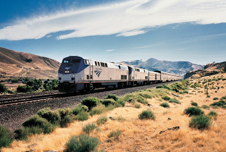 Bring your favorite travel partner along for free with this two-for-one Amtrak deal.