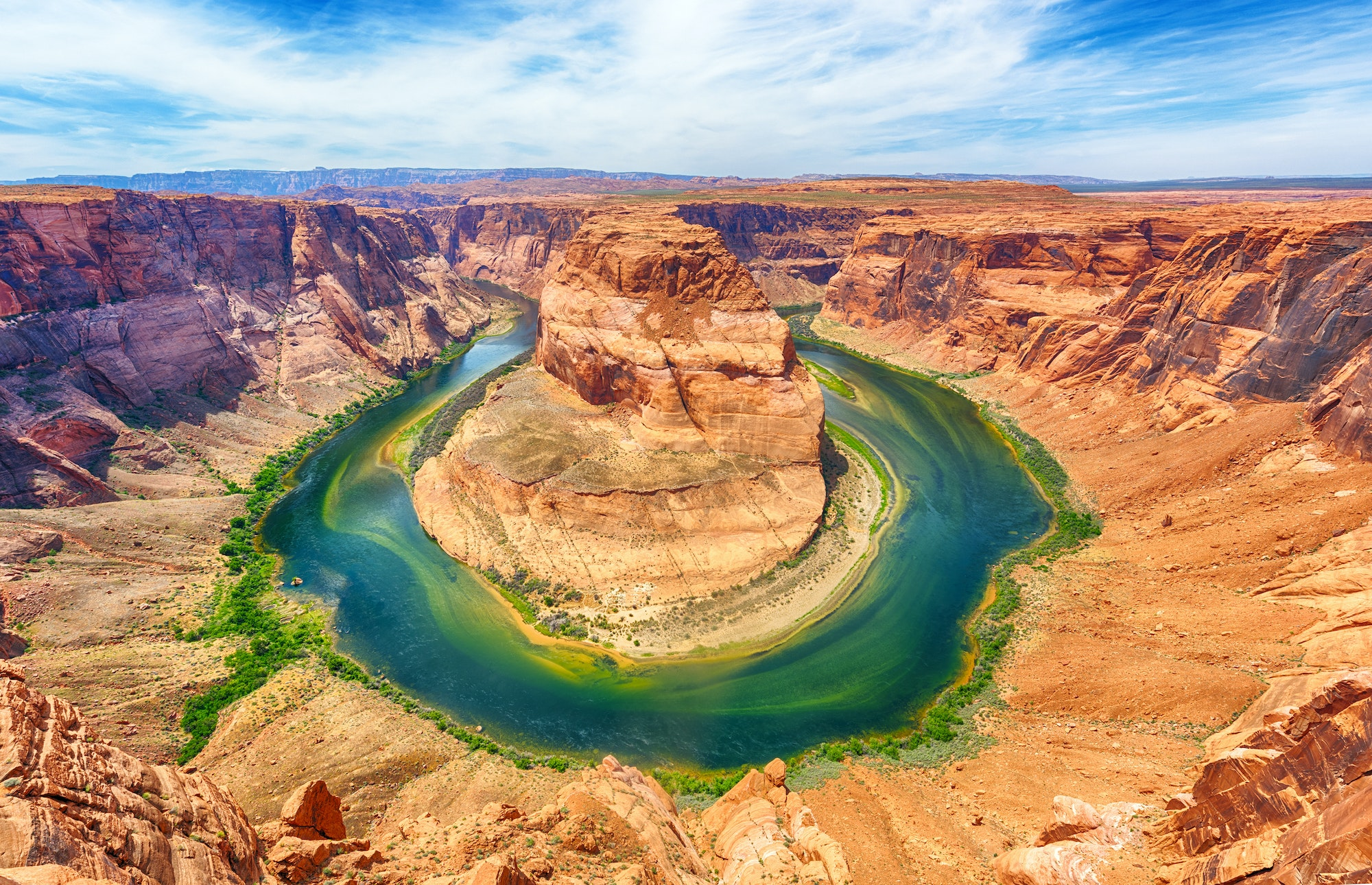 Horseshoe Bend Adds Entrance Fee Due to Instagram Popularity