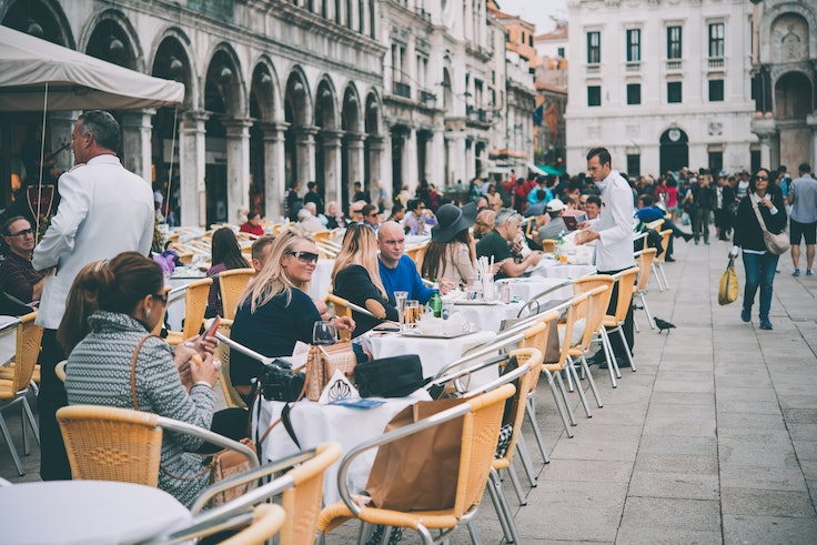 Book a fall flight to Venice and if the price drops before you go, you might get the difference back.