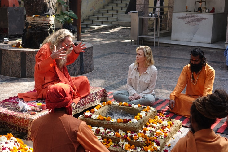 Where Chelsea Handler Went in India | AFAR