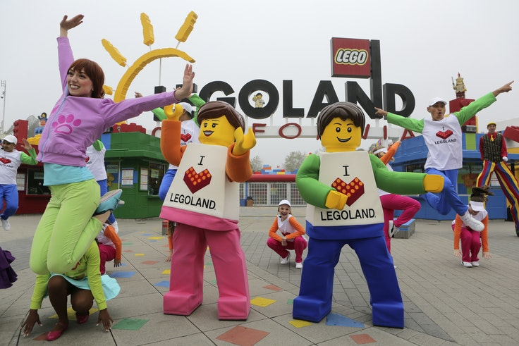 Legoland California was the first of the company's parks in the United States when it opened in 1999.