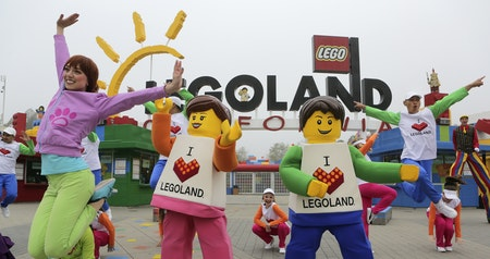 Legoland California Builds New Attractions to Mark 20 Years and Everything Is Awesome