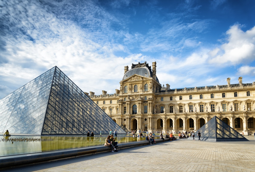 I.M. Pei, Visionary Architect Who Designed Louvre Pyramid, Is Dead at 102