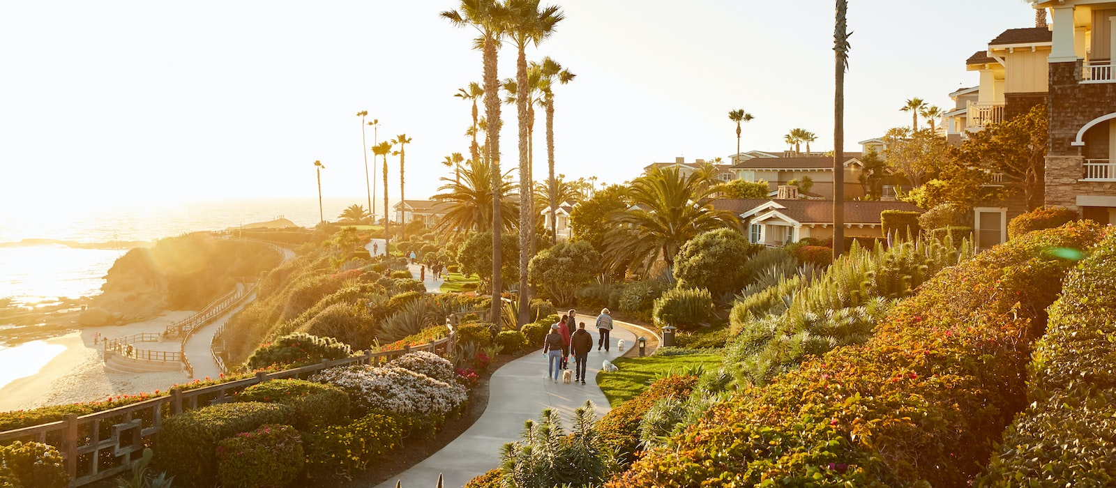 The Southern California ideal of easy living along the coastline may have originated in Orange County.
