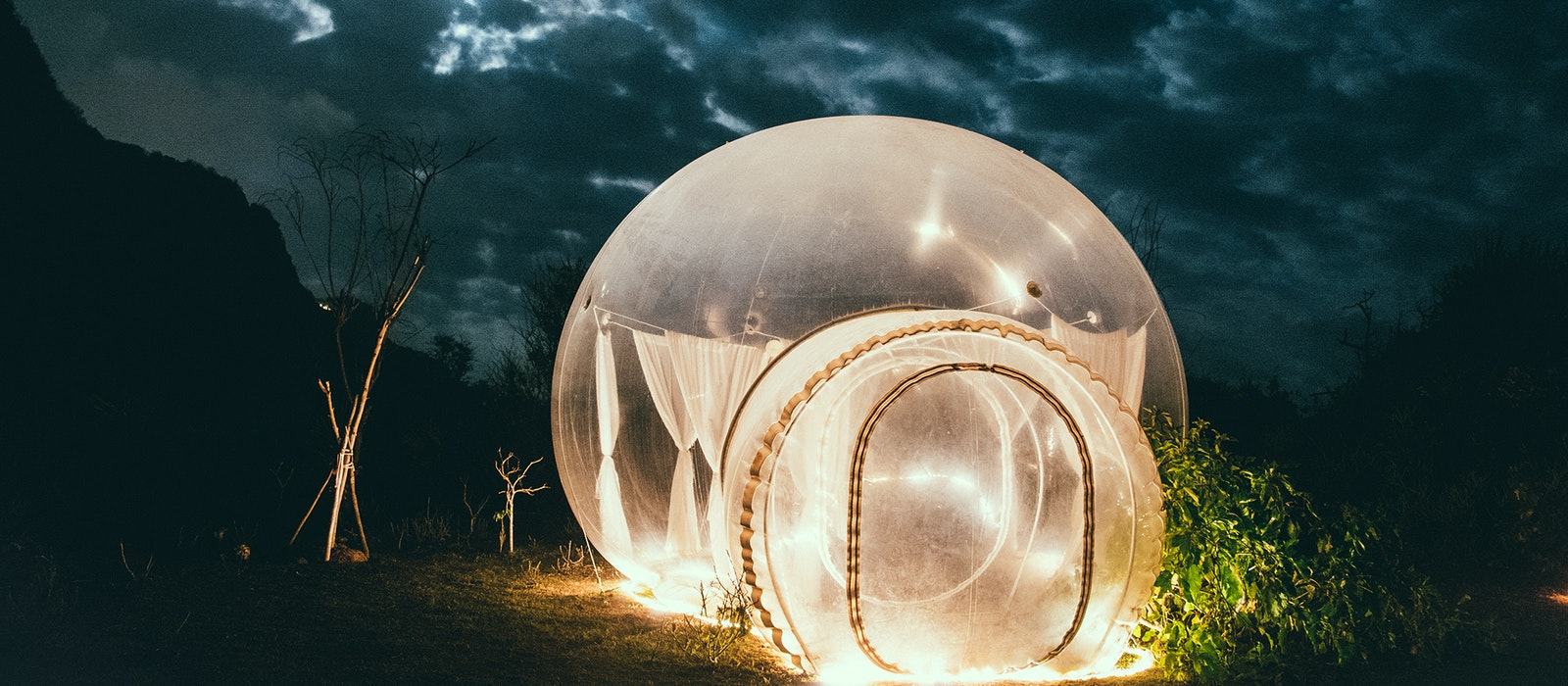 There are bubble hotels everywhere from Bali to Ireland these days. But are they worth it?