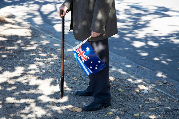 Celebrated on April 25 each year in Australia and New Zealand, ANZAC Day commemorates those killed during war and also honors returned soldiers.